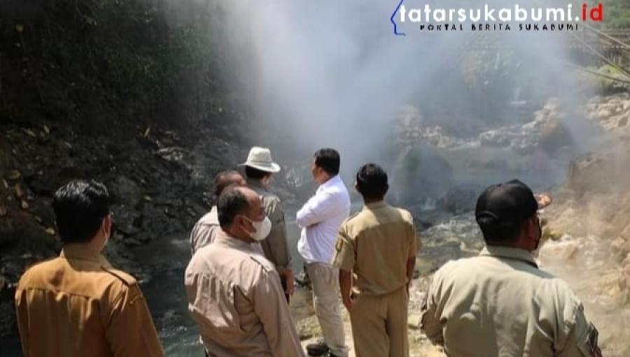 Revitalisasi Kawasan Destinasi Wisata Karanghawu Geyser Cisolok dan Spot Wisata Puncak Habibie