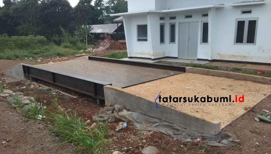 Masih Dihitung Manual Jembatan Timbang Sampah di TPSA Cimenteng Belum Beroperasi