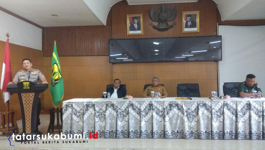 Babak Penentu Calon Kades 240 Desa Kabupaten Sukabumi, Nasriadi : Bila Ada yang Berani Merubah Hasil Keputusan, Tangkap Hidup Hidup