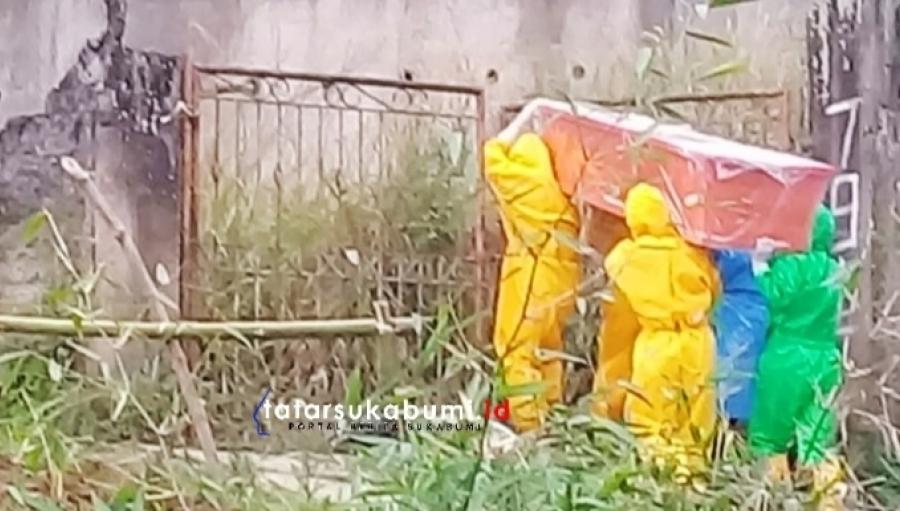 Sepanjang Pandemi 1 ODP dan 20 PDP Meninggal Dunia di Sukabumi