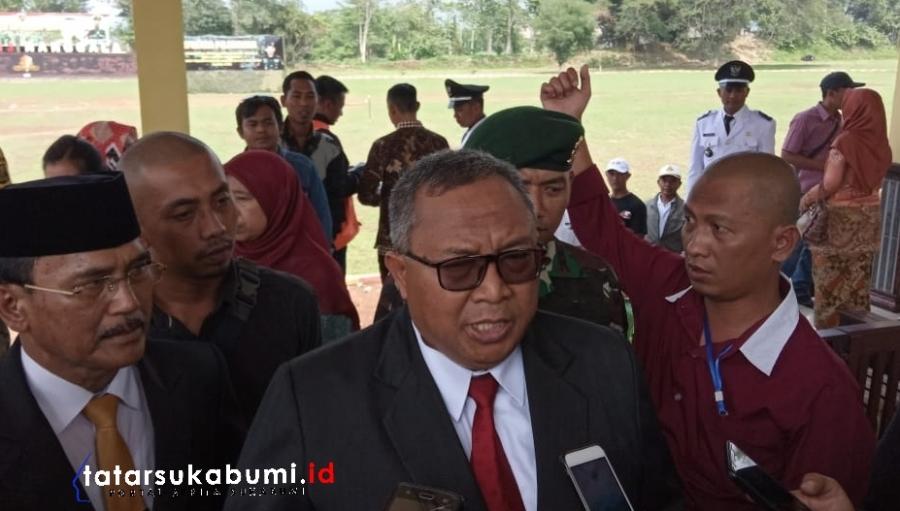 Sah! 240 Kepala Desa di Kabupaten Sukabumi Dilantik Untuk Periode 6 Tahun Kedepan