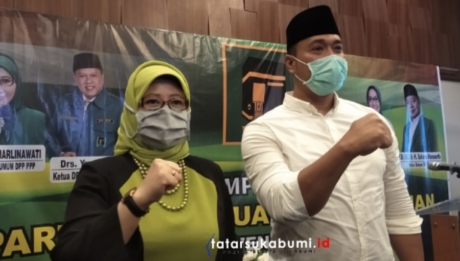 Dramatis Detik-detik Akhir Wafatnya Bakal Calon Bupati Sukabumi Reni Marlinawati, Calon Wakil : Hari Ini Kita Janji Ketemu di Jakarta Untuk Bahas Pilkada