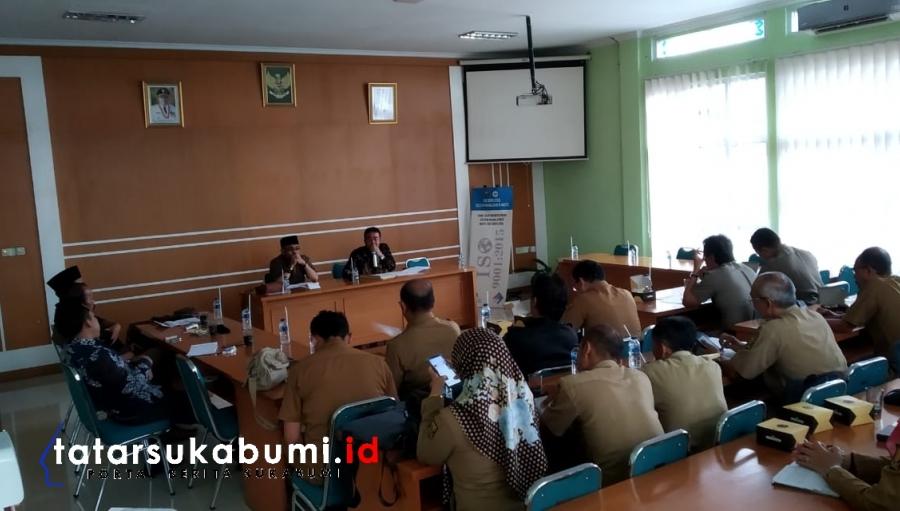Komisi I DPRD Kabupaten Sukabumi Soroti Anggaran Sejumlah Dinas