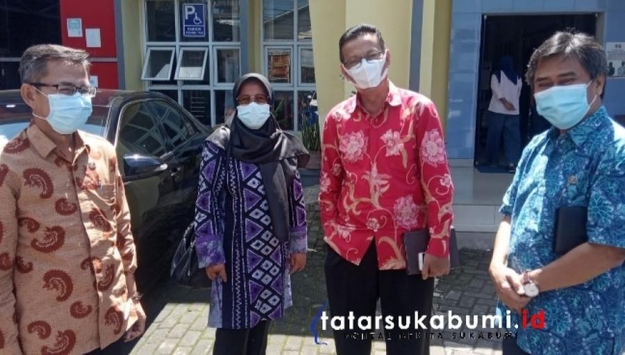 Laporan Keuangan Pemerintah Daerah Kabupaten Sukabumi TA 2020 Diperiksa BPK Provinsi Jabar