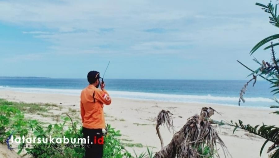 Korban Tenggelam Ditemukan 2 Kilometer Dari TKM Muara Citireum Sukabumi