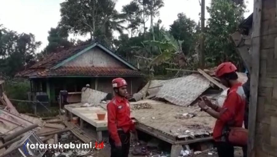 Update Terkini Korban Amukan Puting Beliung di Sukabumi 92 Rumah Rusak