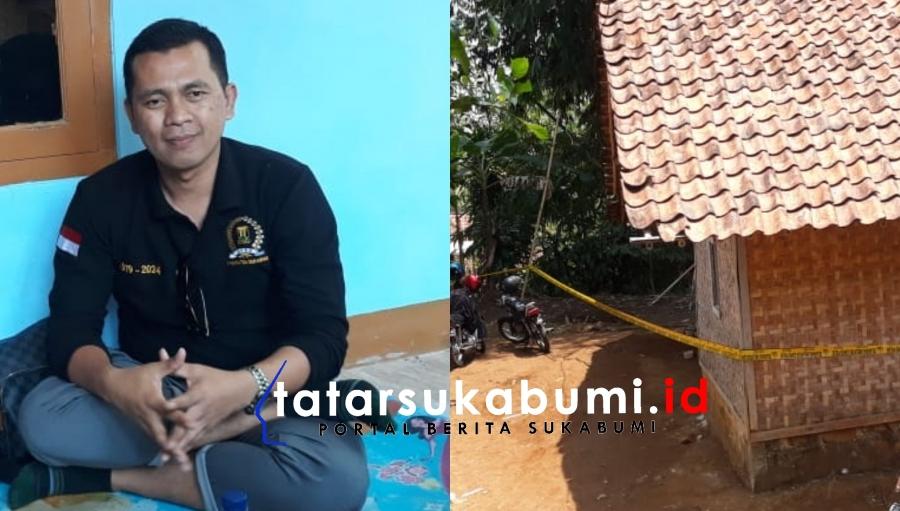 DPRD Kabupaten Sukabumi : Intinya Warga Terdampak Pergerakan Tanah Terselamatkan