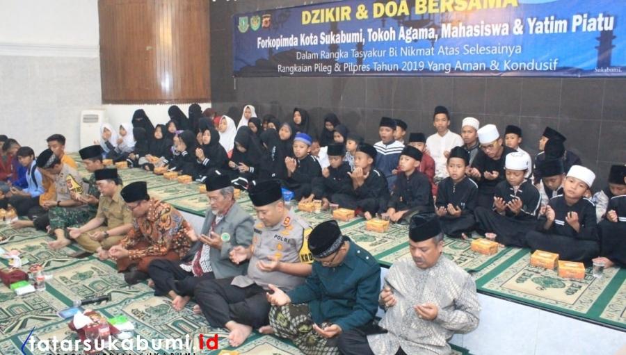 Tokoh Pemuka Agama Apresiasi TNI Polri Atas Kesuksesan Pilpres Hingga Pelantikan Presiden 2019