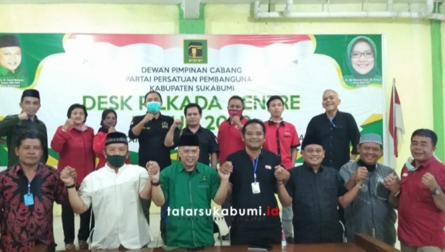 Final PDI Perjuangan Sunting PPP di Pilkada Kabupaten Sukabumi 2020