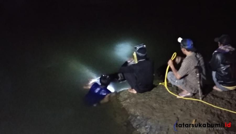 Hilang Saat 'Merumput' Warga Surade DidugaTenggelam di Sungai Cikarang