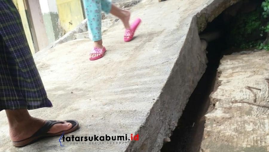 Balita di Ciambar Sukabumi Meninggal Dunia Setelah Terseret Air di Gorong-gorong