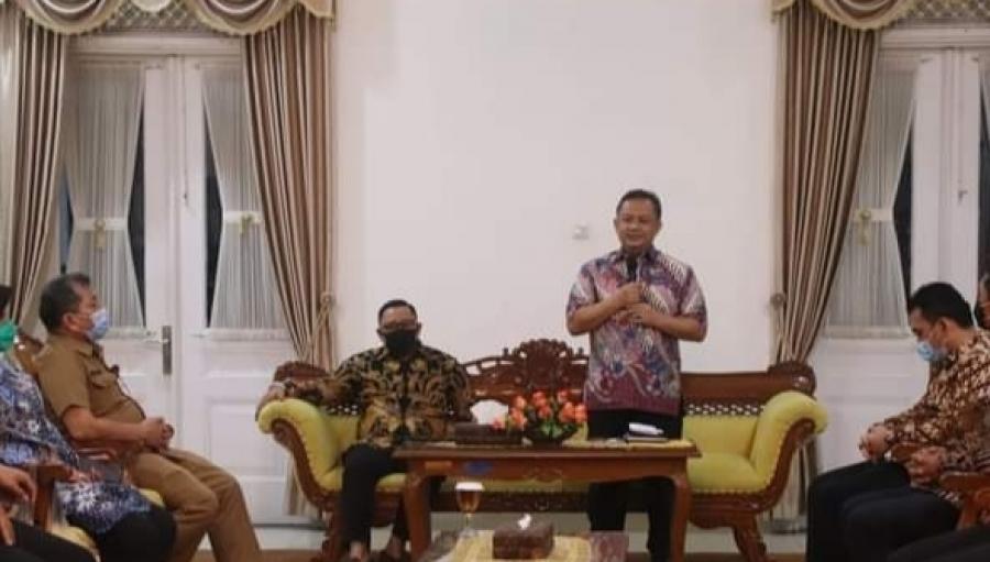 Pjs Bupati Sukabumi Pelototi ASN Untuk Netral di Pilkada, Gani Muhammad : Bila Ada yang Melanggar Pasti Ada Sanksi
