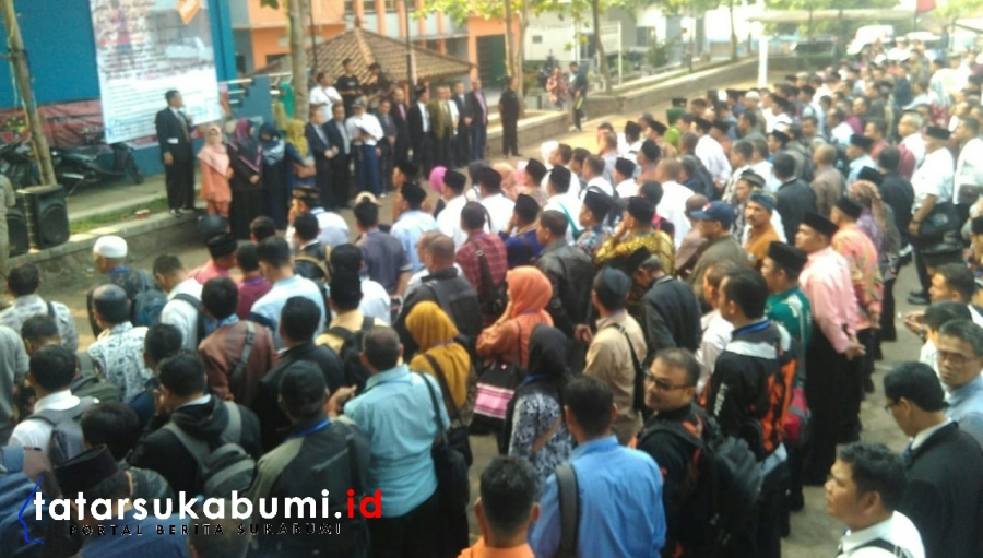 Seperti Ini Interview Calon Kades 240 Desa Kabupaten Sukabumi