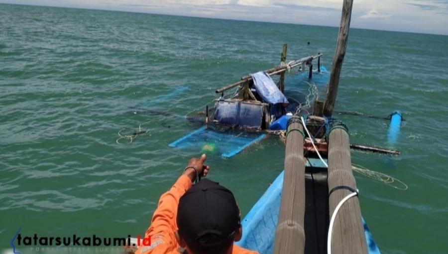 Nakhoda Meninggal Dunia Sementara Perahu Nyaris Karam Dievakuasi SAR