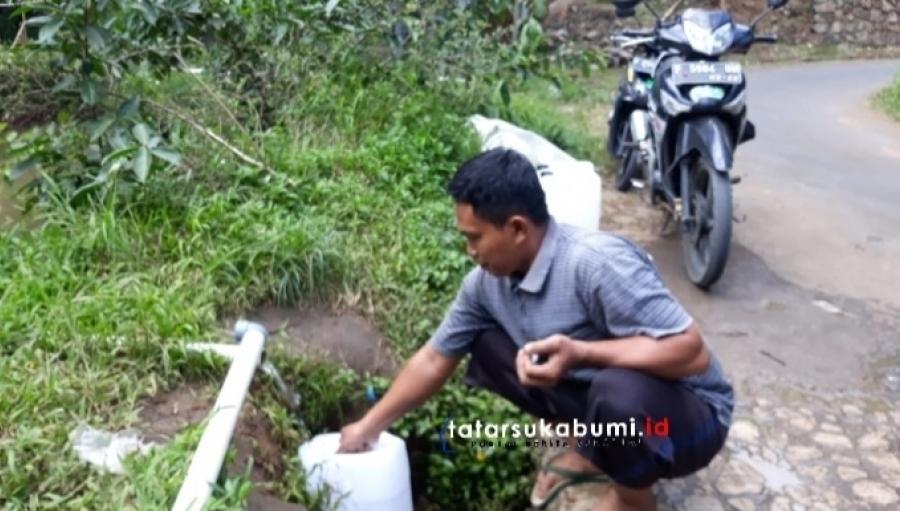 Ribuan Warga Cibadak Krisis Air Bersih, Ternyata Ini Penyebabnya