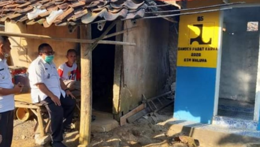 Pemkab Sukabumi Bangun 1600 Rutilahu Sumber Anggaran APBD 2020