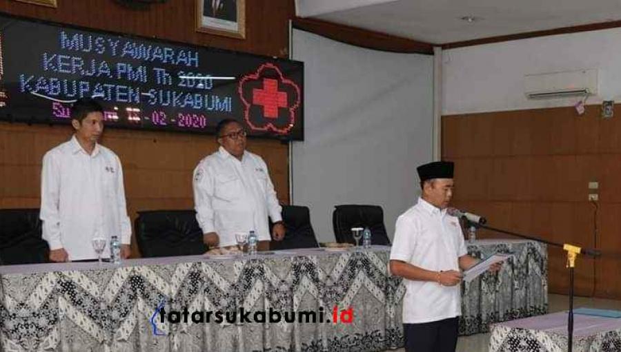 Potensi Rawan Sesar Cimandiri di 13 Kecamatan di Sukabumi, PMI Kabupaten Sukabumi Siapkan Relawan Hingga Tingkat Desa