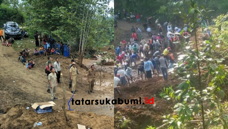 Kondisi Terkini Kampung Sorogol Tipar yang Sempat Terisolir Tertutup Longsor dan Pohon