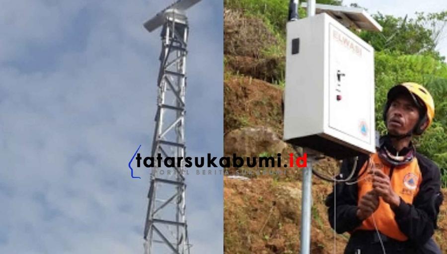 Kurang Banyak! Inilah Alat Canggih Pendeteksi Bencana Andalan BPBD Kabupaten Sukabumi