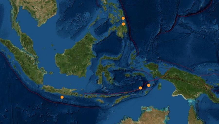 BMKG : Selama Januari 2021 Terjadi Peningkatan Aktivitas Gempa