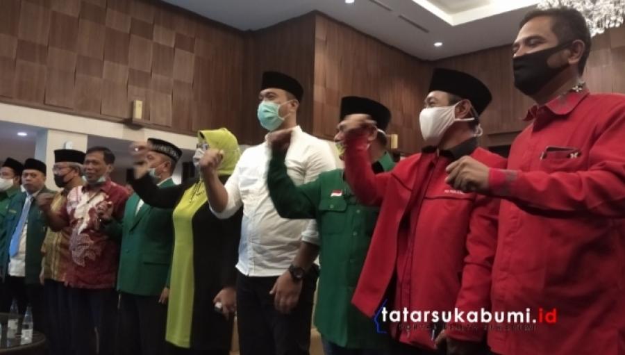 Poros Baru PPP dan PDIP di Pilkada 2020 Cipta Ulang Sejarah Wanita Pimpin Sukabumi