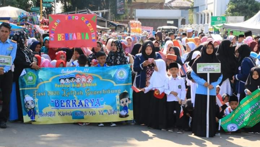 Marwan Hamami Dukung Bumikan Alquran di Sukabumi