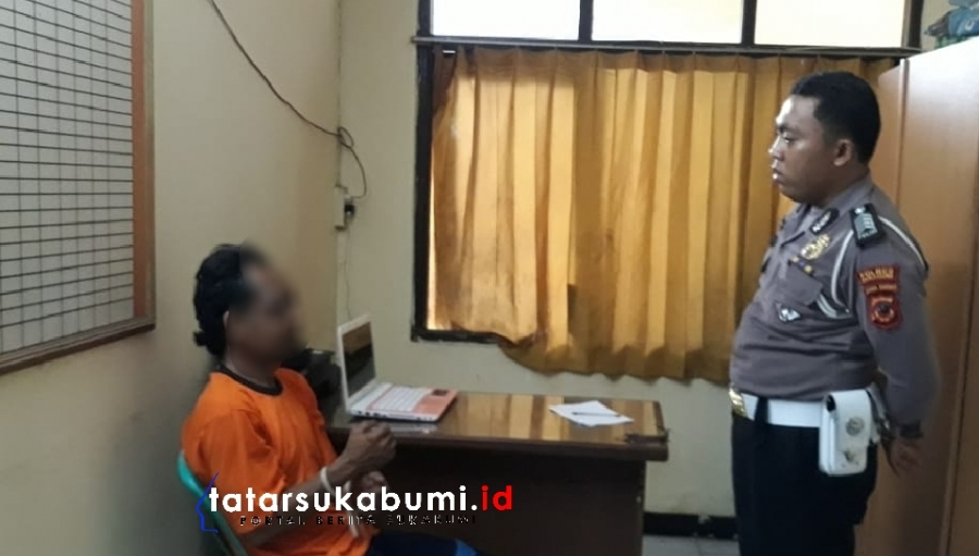 Pelaku Pencabulan Bocah SD di Parungkuda Terancam 10 Tahun Bui