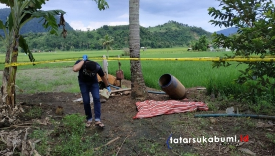 Wanita Berbaju Merah Ditemukan Tewas di Palabuhanratu Sukabumi