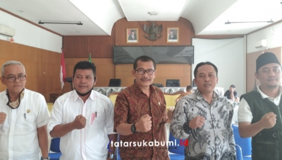 Telusuri Anggaran 300 Miliar, Pansus III DPRD Senin Depan Panggil Ketua Gugus Tugas Covid-19 Kabupaten Sukabumi