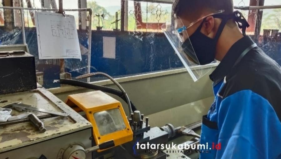 Sempat Dihentikan BLK Sukabumi Kembali Buka Pelatihan Kerja Berbasis Kompetensi