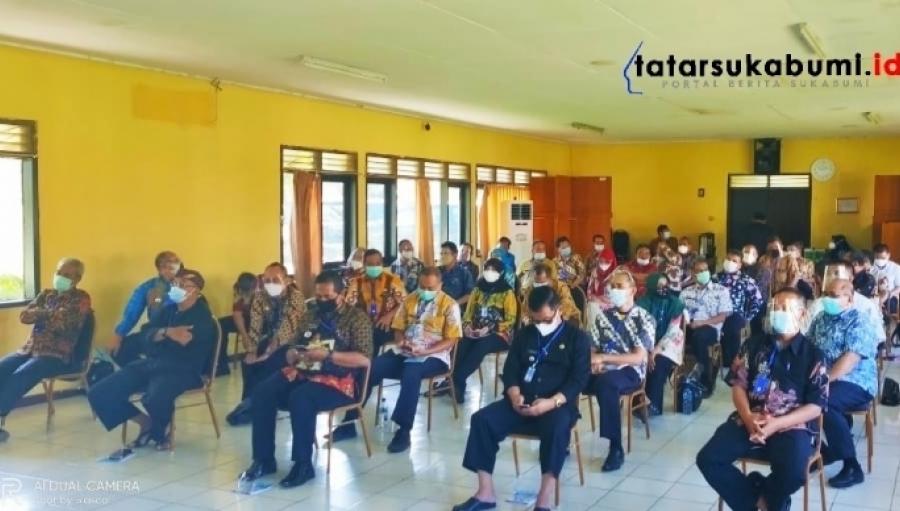 DPRD Dukung Assessment Eselon II dan III Calon Pejabat Strategis Kabupaten Sukabumi