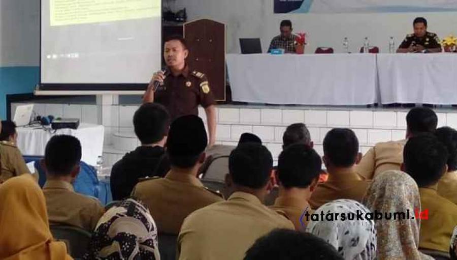 Antisipasi Korupsi Tingkat Desa, APH dan APIP Kumpulkan 381 Kades di Sukabumi