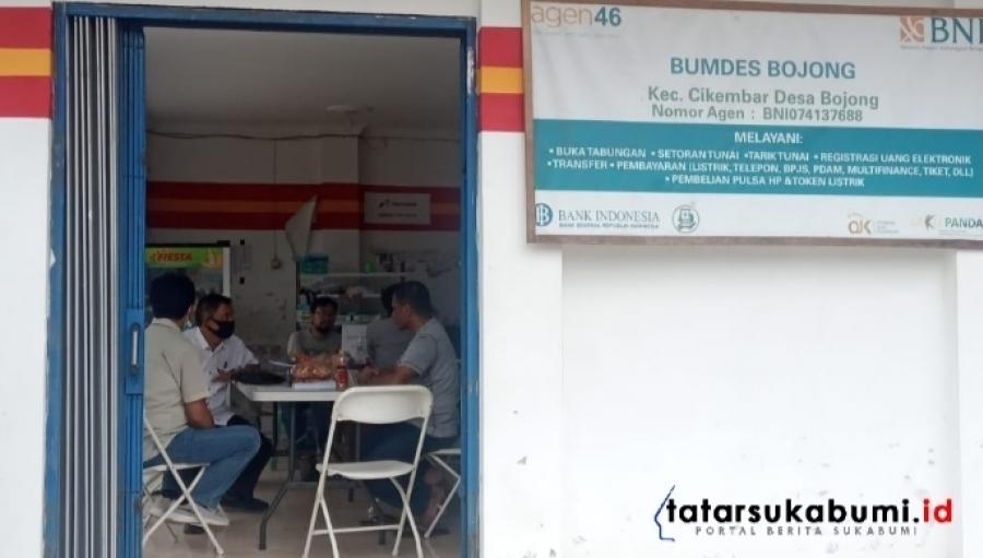 BUMDes Bojong Kecamatan Cikembar Dongkrak Usaha Produktif Masyarakat