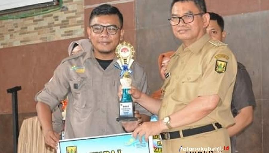 Gebyar Anugrah Sumber Daya Manusia Program Keluarga Harapan Kabupaten Sukabumi 2019