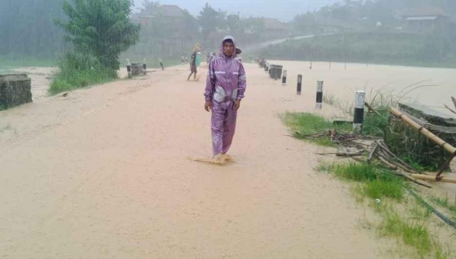 Bencana di Geopark Ciletuh dan Pergerakan Tanah Nyalindung Marwan Hamami Minta Masyarakat Siaga