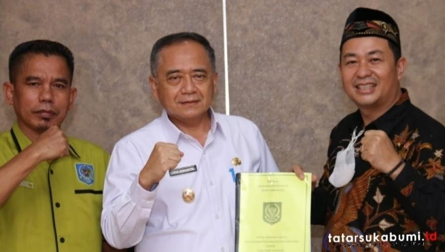 Apdesi Kabupaten Sukabumi Suarakan Peningkatan Gaji Siltap dan Pemangkasan Birokrasi