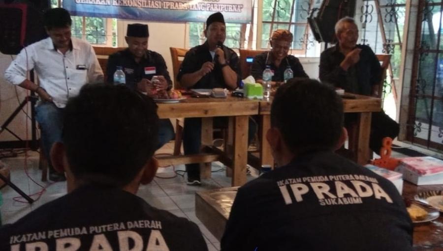 Iprada Parungkuda Tidak Berafiliasi Dengan Partai di Tahun Pilkada Sukabumi 2020