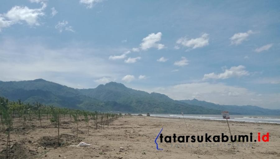 Pantai Talanca Palabuhanratu Lebih Indah dari Pantai New Zealand 10 Ton Sampah Dibersihkan