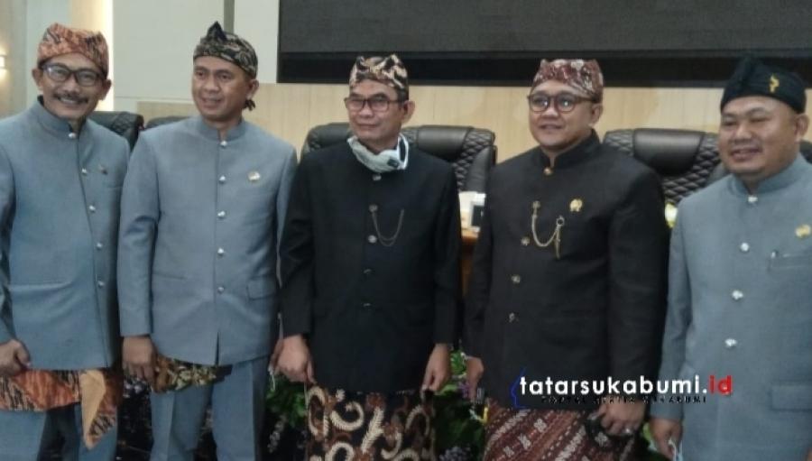 DPRD Kabupaten Sukabumi Apresiasi Capaian Kinerja Pemerintah Daerah