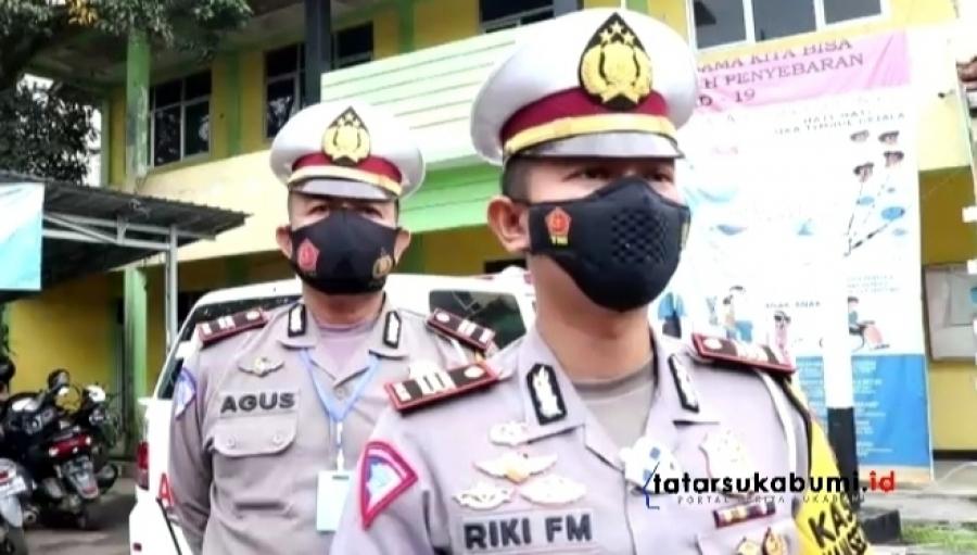 Satlantas Polres Sukabumi Beri Pelatihan dan Sertifikasi Driver Ambulans Desa