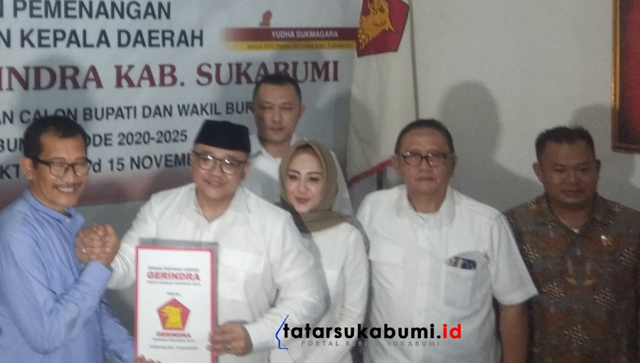 Intip Strategi Gerindra di Pilkada Sukabumi 2020, Yudha : Koalisi Nasionalis Religius