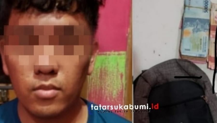 Gasak 30 Juta Pelaku Pembobol Brankas Alfamart Ciaul Sukabumi Ditangkap Polisi