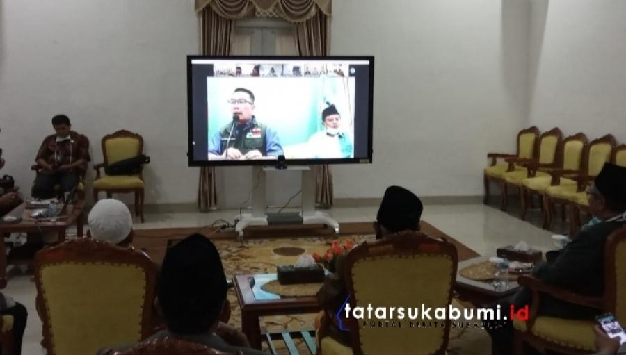 Penjelasan MUI Sukabumi Terkait Shalat Tarawih Ditengah Pandemi Covid-19 dan Bantuan Bagi Ustadz se- Jawa Barat