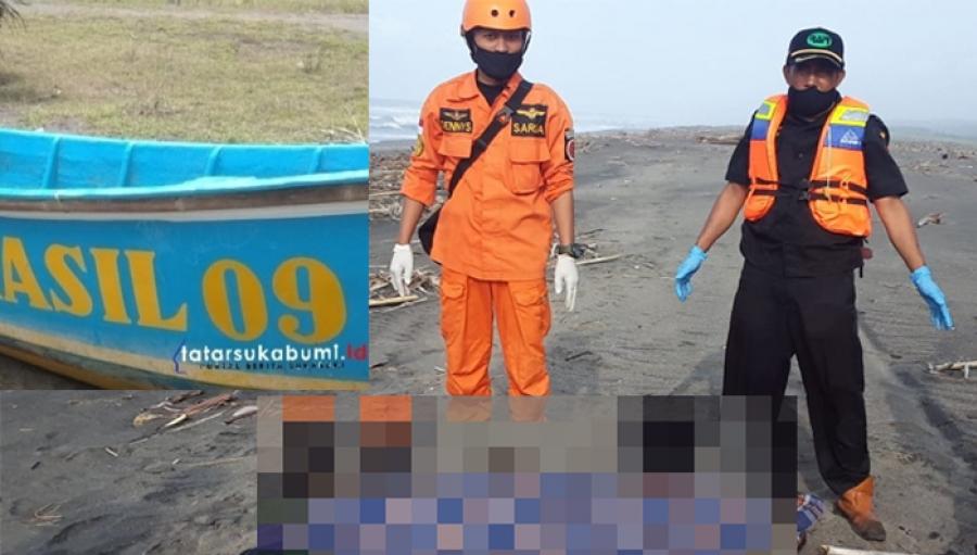 Hilang Semenjak Minggu Jenazah Nelayan Surade Asal Lampung Ditemukan Tim SAR Gabungan