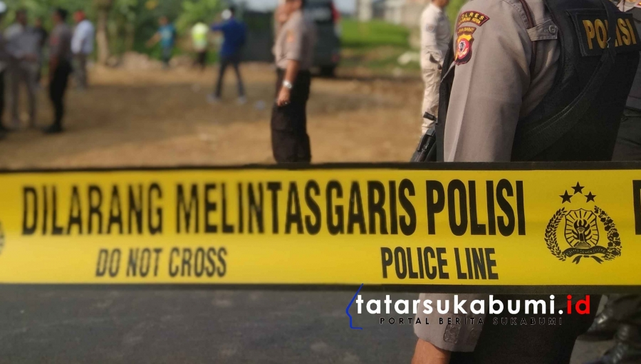 Bikin Geger Temu Mayat Pria di Bojonggenteng Sukabumi