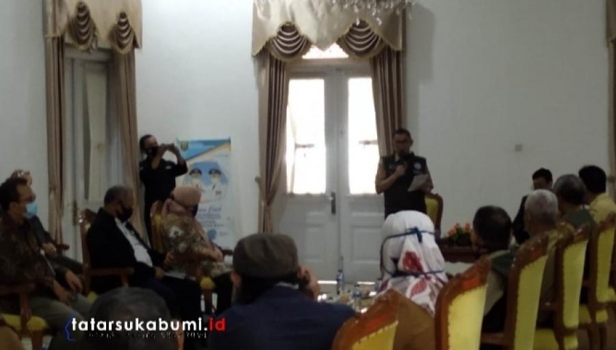 Pertama di Indonesia, Sukabumi Miliki Balai Penyuluh Pertanian Pilot Project Nasional