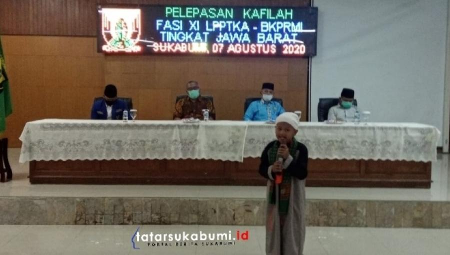 23 Santri Sukabumi Bertarung di Festival Anak Shaleh Indonesia XI Jawa Barat