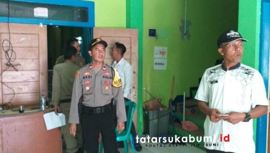 Pencuri Bobol Kantor Desa Loji Seluruh Barang Berharga Desa Raib di Gasak
