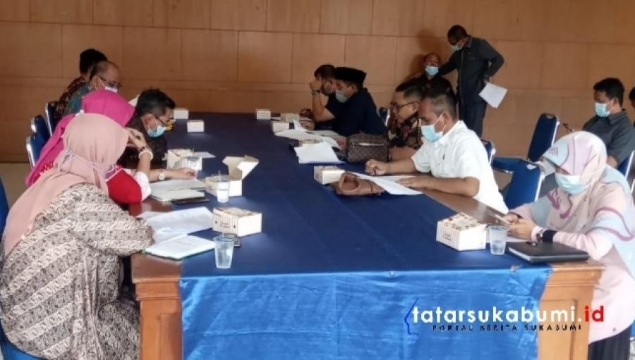 Jadwal Kerja Eksekutif dan Legislatif Kabupaten Sukabumi Sepanjang 2021