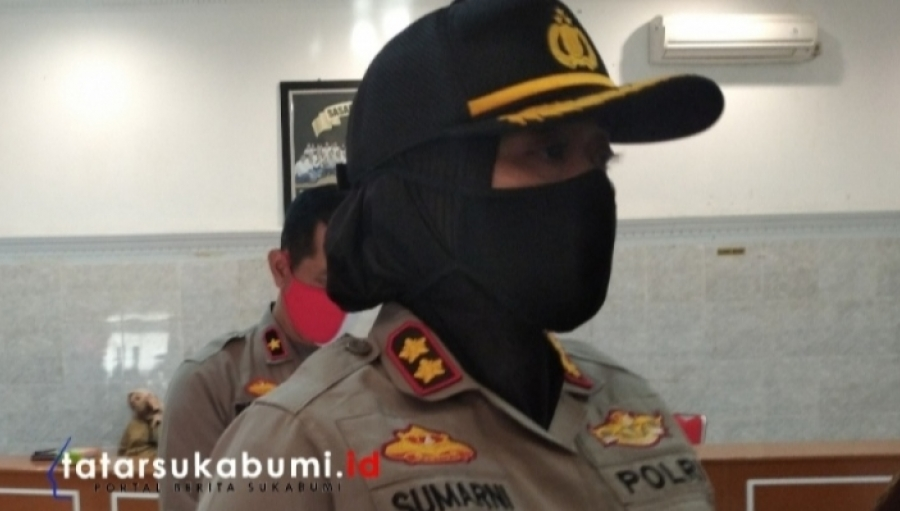Polres Sukabumi Kota Beri Sinyal Tegas Pelanggar Protokol Kesehatan di Pilkada Sukabumi